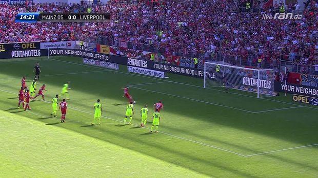 Mainz Gegen Liverpool