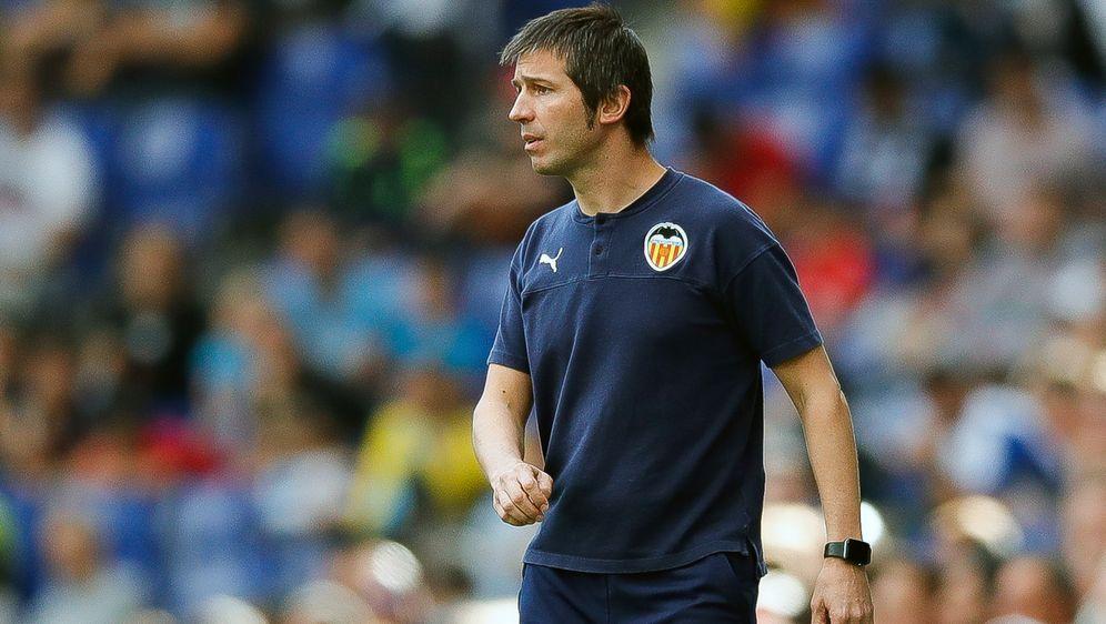 Der FC Valencia entlässt Trainer Albert Celades - Bildquelle: Getty Images
