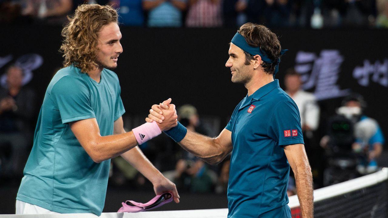 Griechenlands neue Tennis-Hoffnung: Das ist Stefanos Tsitsipas - Bildquelle: imago/Xinhua