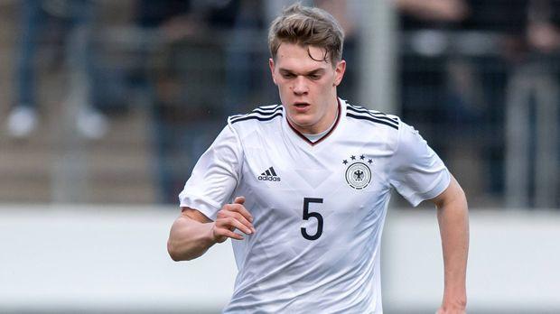 Abwehr - Matthias Ginter (Borussia Dortmund) - Bildquelle: imago/photoarena/Eisenhuth