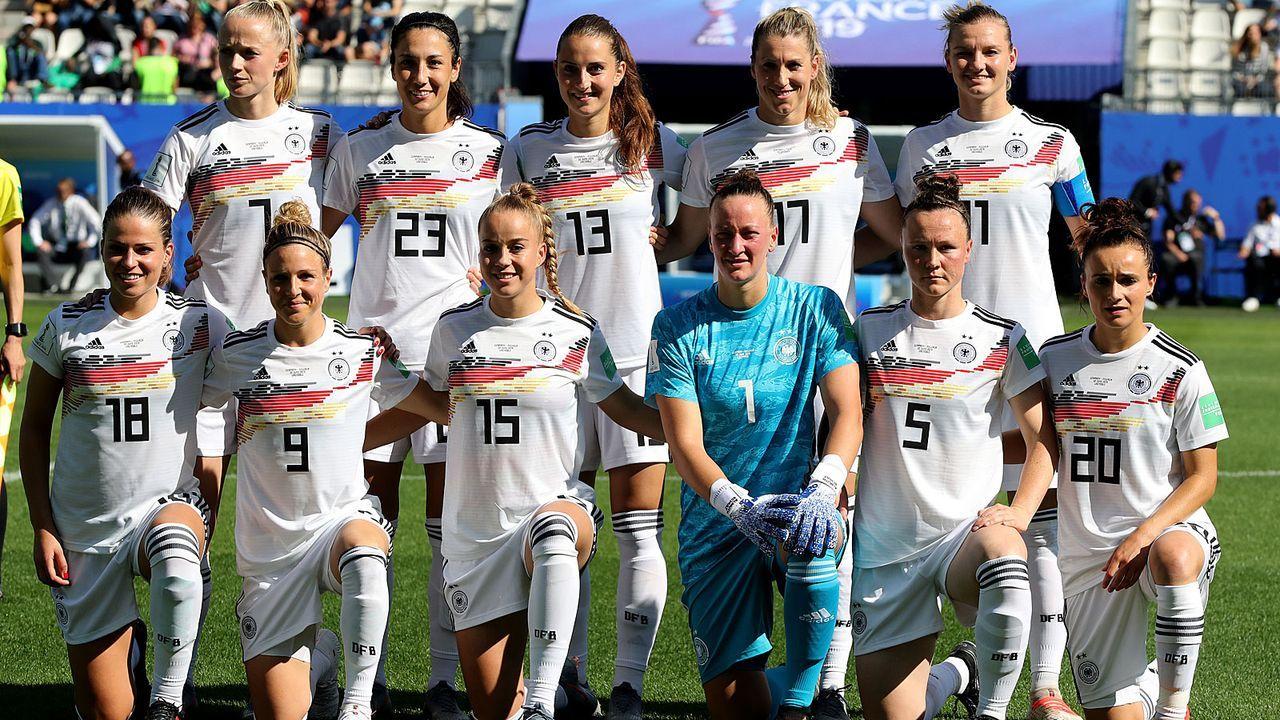 WM 2019: Die Zweitnamen der DFB-Frauen - Bildquelle: Getty Images