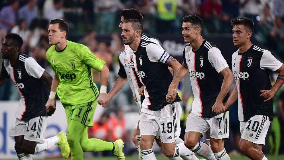 Juventus Turin gewinnt mit 4:3 gegen den SSC Neapel - Bildquelle: AFPSIDMARCO BERTORELLO