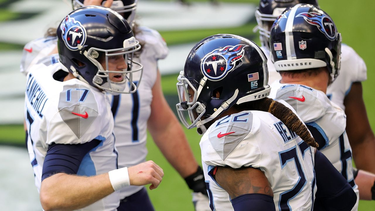 Tennessee Titans - Bildquelle: 2021 Getty Images