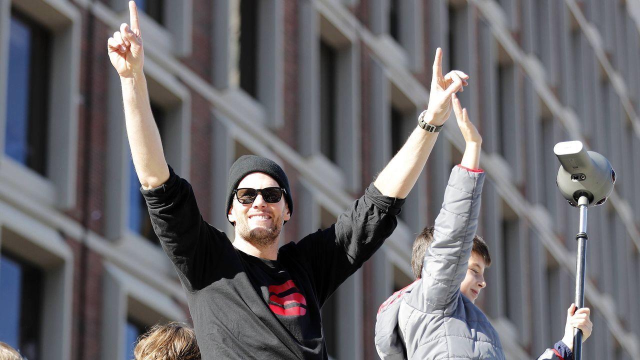 Super-Bowl-Siege - Bildquelle: imago/Icon SMI