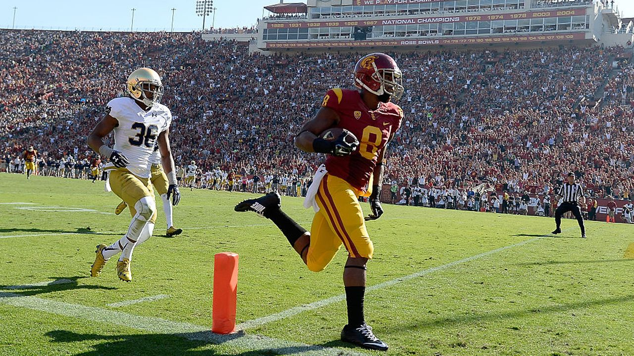 USC Trojans – Notre Dame Fighting Irish  - Bildquelle: 2014 Getty Images