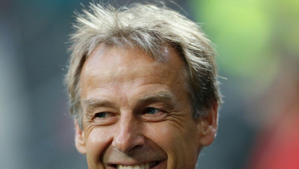 Jürgen Klinsmann angeblich einig mit Ecuador - Bildquelle: AFPSIDODD ANDERSEN