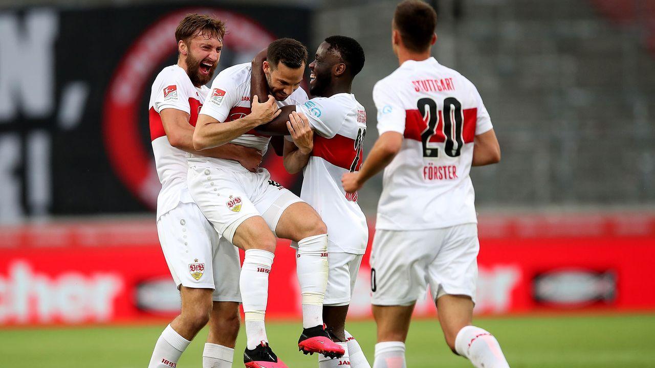 Stuttgarts Bundesligarückkehr nur noch Formsache - Bildquelle: Getty Images