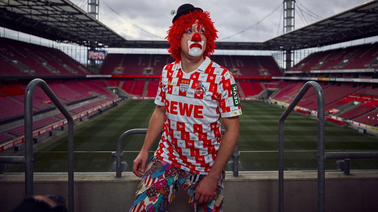 1. FC Köln (Karnevalstrikot 2020) - Bildquelle: https://twitter.com/fckoeln