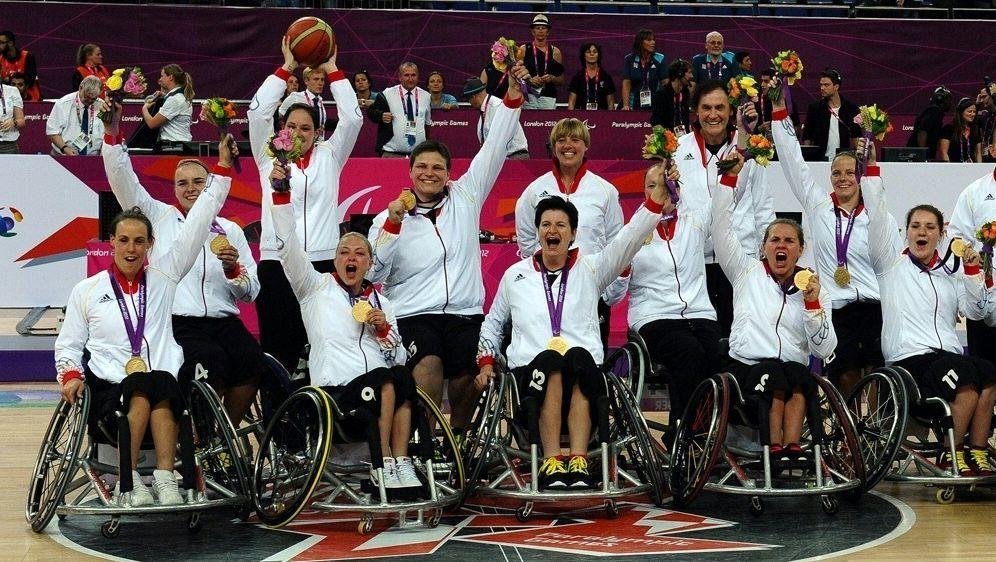 In London gewann das Team 2012 die Goldmedaille - Bildquelle: AFPSIDPAUL ELLIS