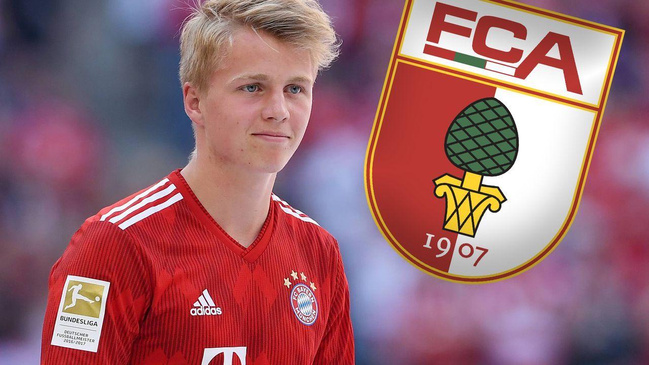 Felix Götze (Zugang FC Augsburg) - Bildquelle: imago/GEPA pictures