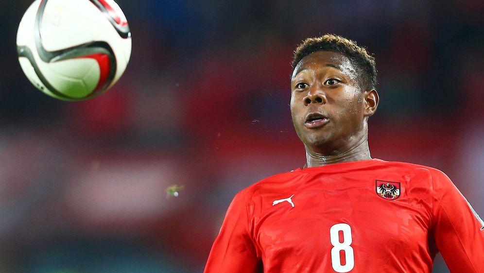 In der Gruppe C bei der EM muss Österreich im ersten Spiel gegen Nordmazedon... - Bildquelle: imago