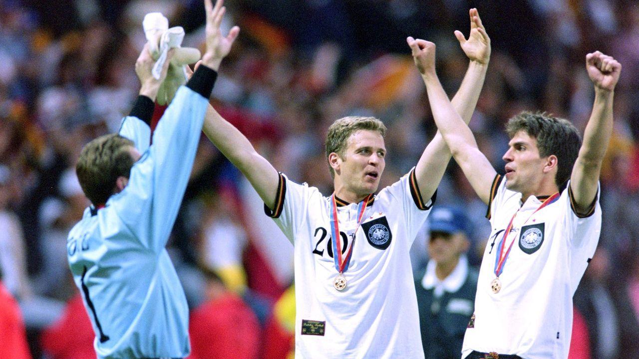 EM 1996 - Bildquelle: imago images / Laci Perenyi