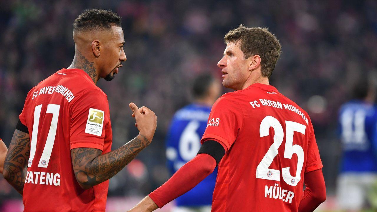 Die Verträge dieser Bayern-Stars enden 2021 - Bildquelle: Getty
