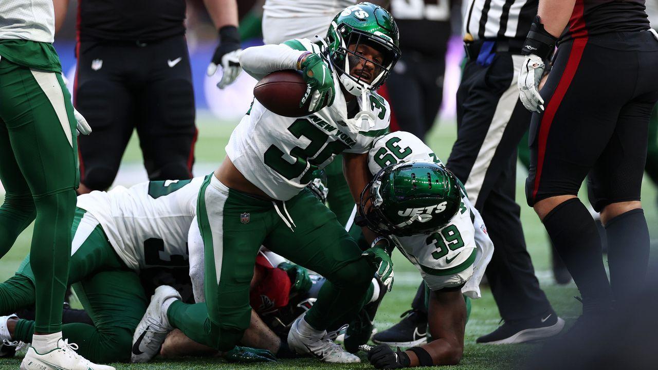 Draft-Pick 4: New York Jets - Bildquelle: 2021 Getty Images