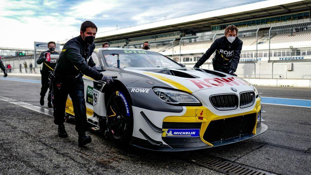Bringt Michelin in der DTM eine zweite Reifenmischung? - Bildquelle: DTM