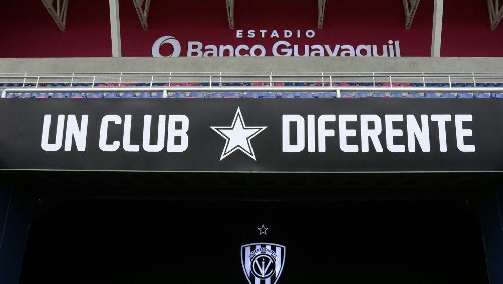Independiente Del Valle wurde das Heimrecht entzogen - Bildquelle: AFPSIDFRANKLIN JACOME