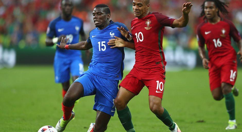 Einzelkritik Frankreich gegen Portugal - Bildquelle: Getty Images