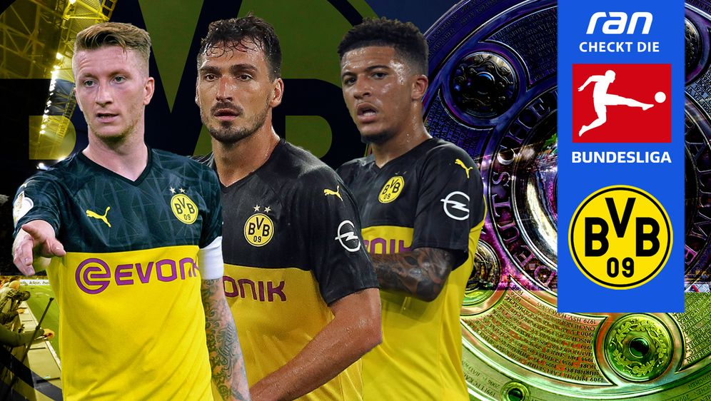 Will 2019/20 Meister werden: Borussia Dortmund - Bildquelle: Imago Images