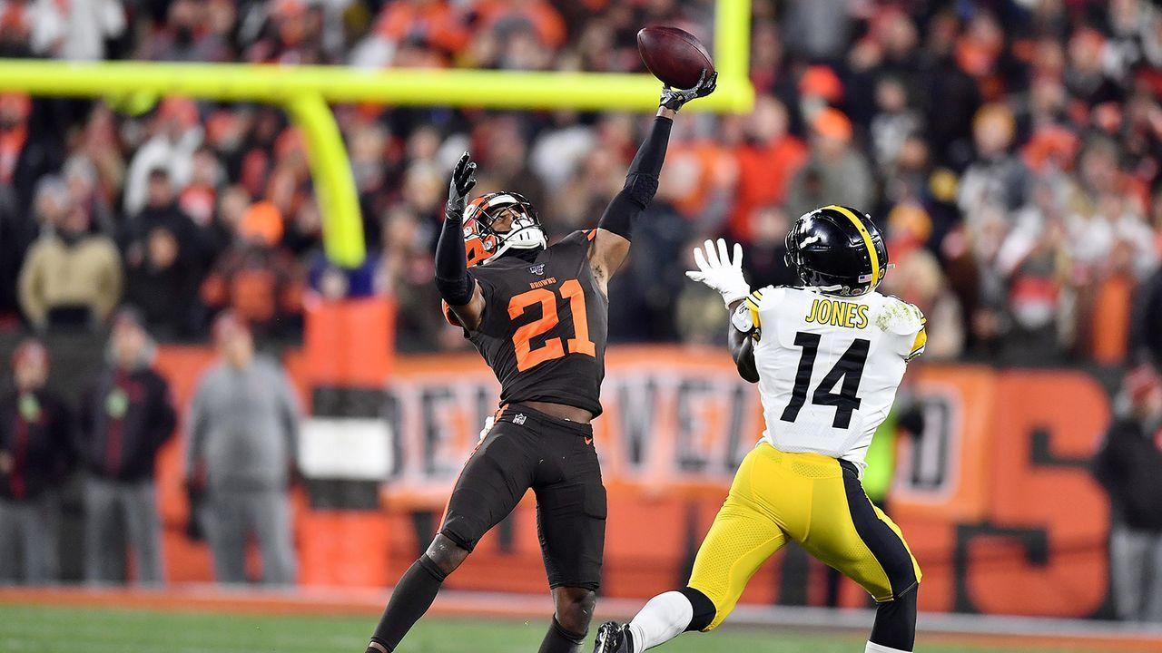 Denzel Ward (4. Pick, Cleveland Browns) - Bildquelle: Getty Images