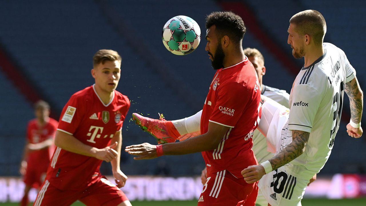 Einzelkritik der Bayern-Stars im Heimspiel gegen Union Berlin - Bildquelle: imago