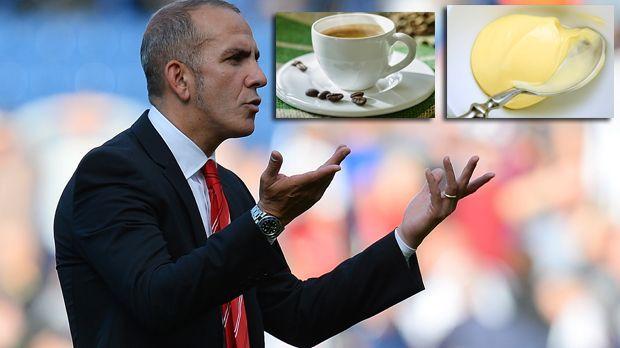 AFC Sunderland (2013): Mayonnaise und Kaffee - Bildquelle: getty/imago