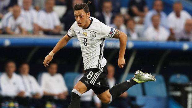 Mesut Özil - Bildquelle: imago/BPI