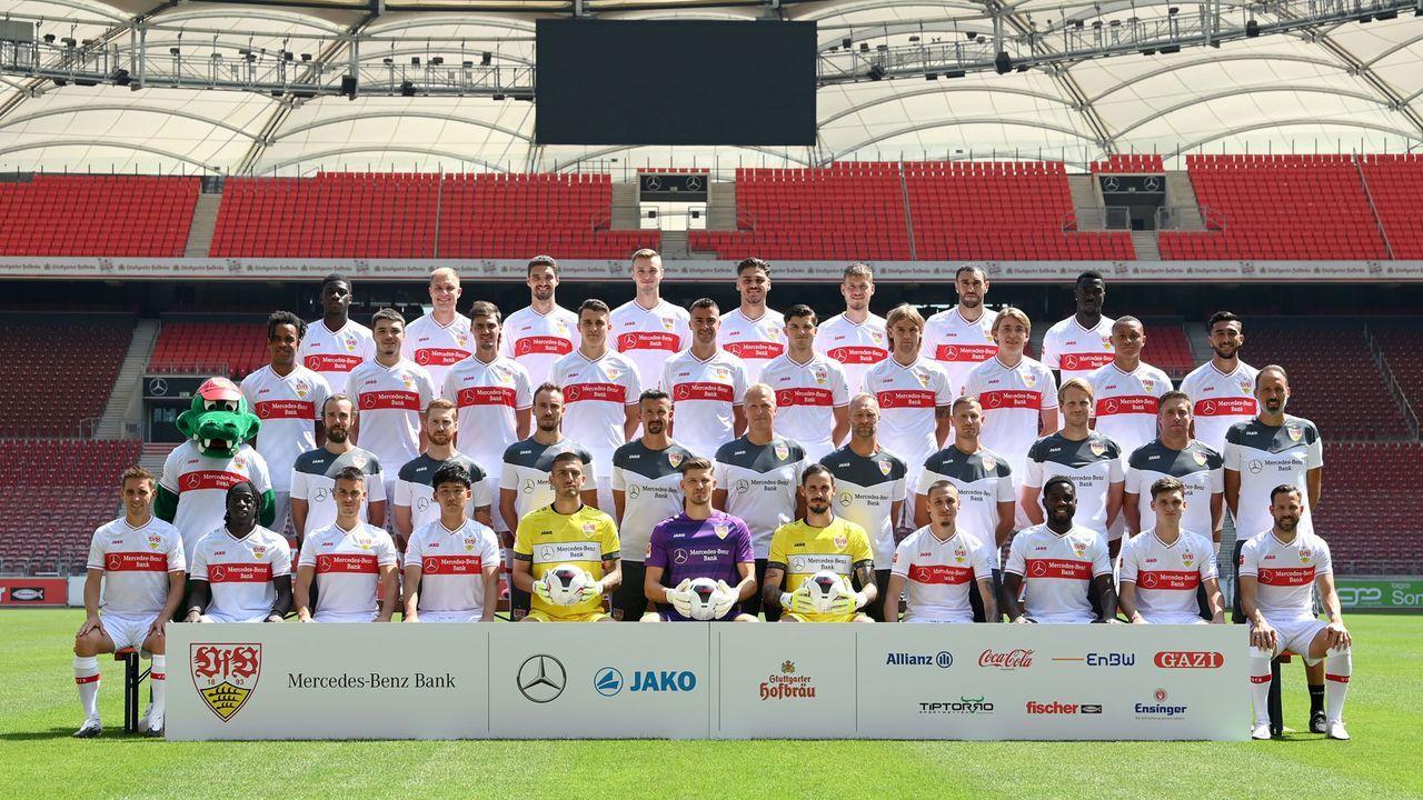 Platz 2: VfB Stuttgart - Bildquelle: 2020 Getty Images