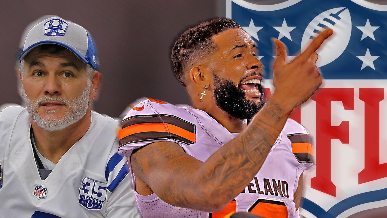 Gewinner und Verlierer von NFL Week 2 - Bildquelle: Getty