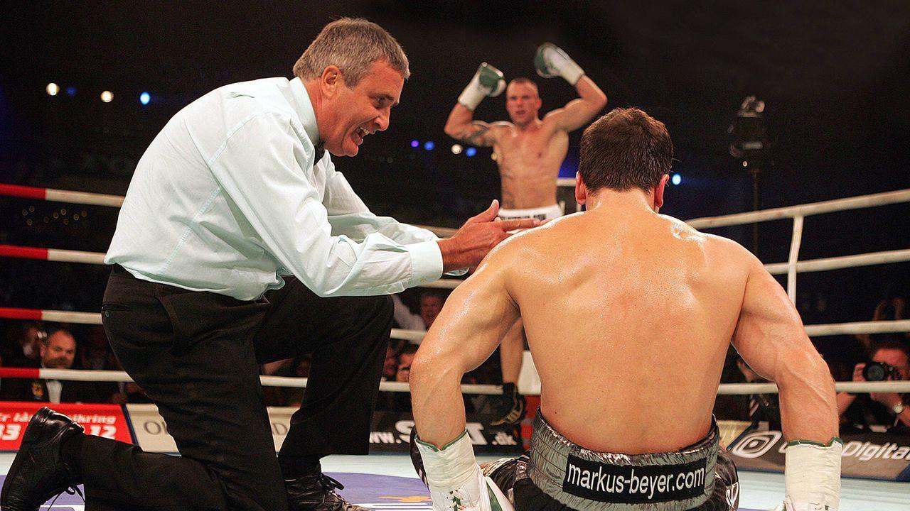 Markus Beyer: Großartiger Mensch und kompletter Boxer