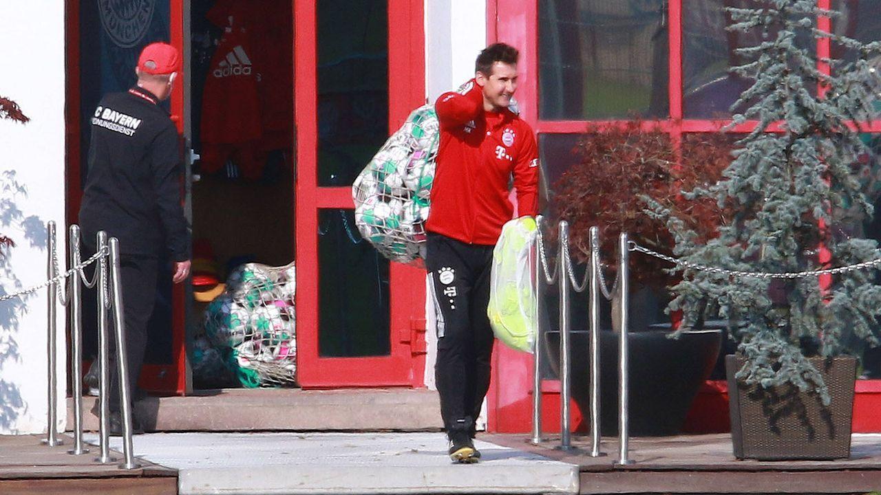 Miroslav Klose  - Bildquelle: imago images/Lackovic