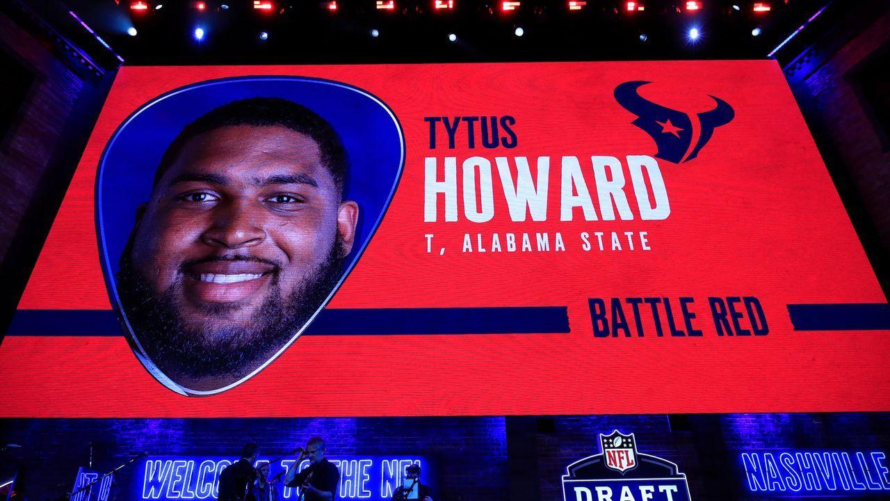 Draft Pick 23: Houston Texans - Bildquelle: Getty