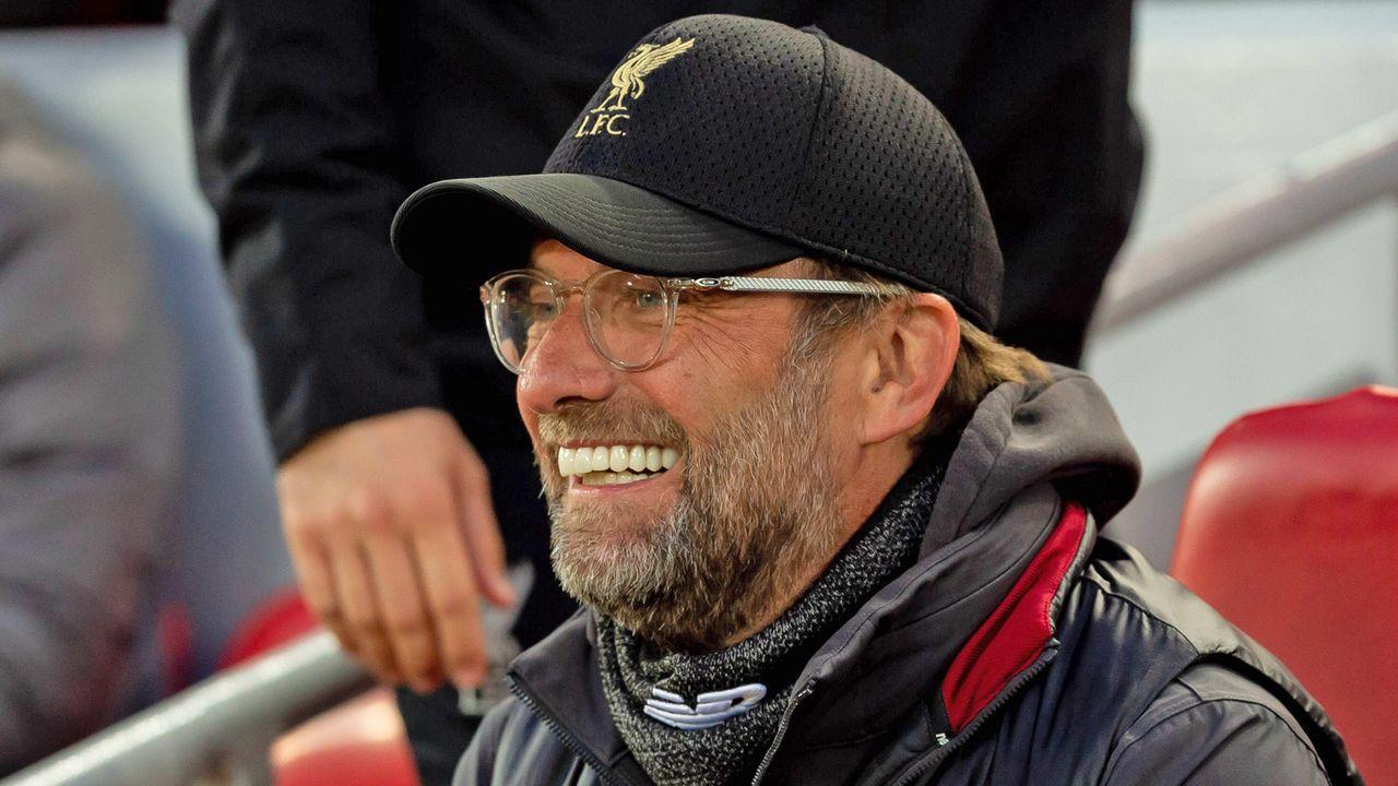 Jürgen Klopp (FC Liverpool) - Bildquelle: imago