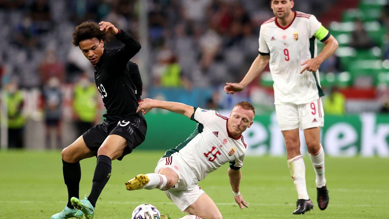 Einzelkritik zum DFB-Team gegen Ungarn - Bildquelle: Getty Images