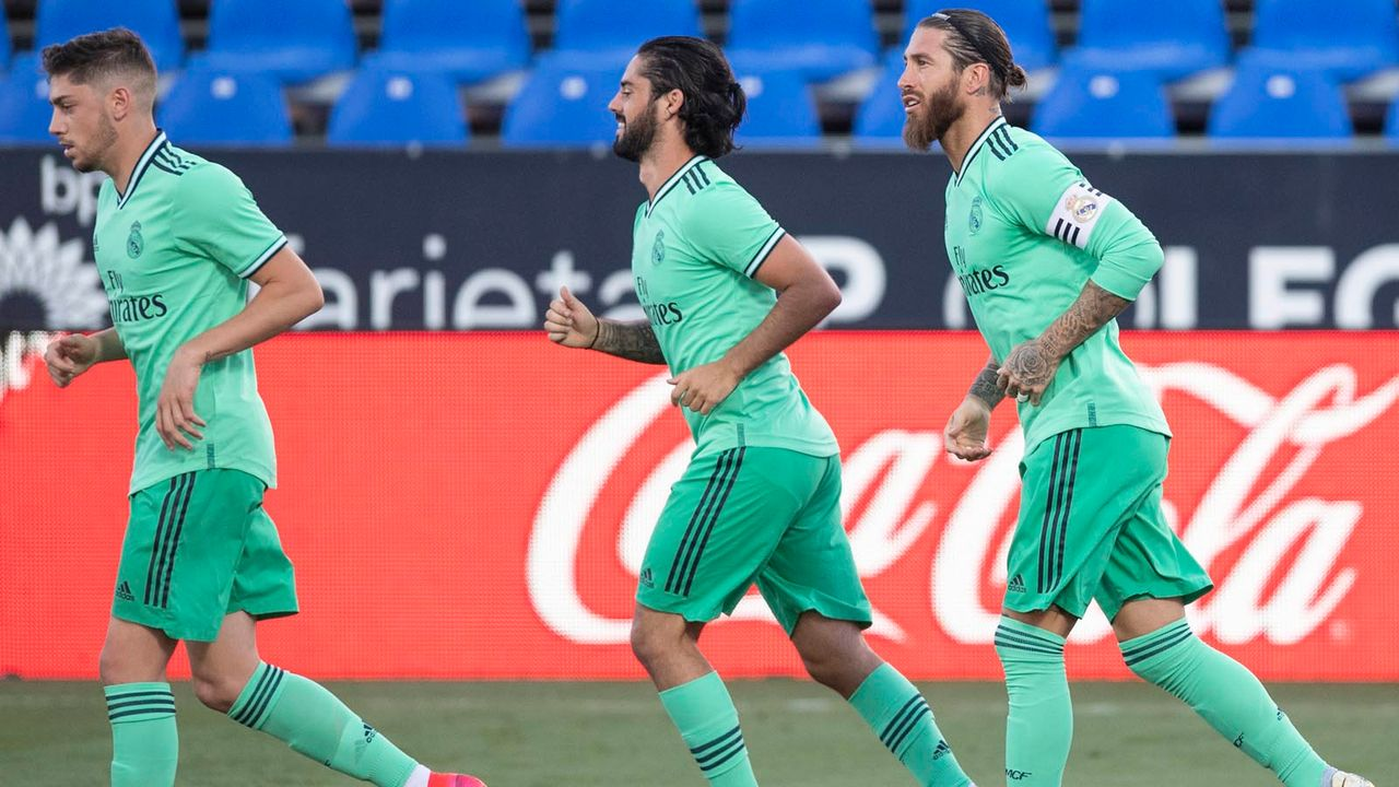 Real Madrid - Bildquelle: imago images/Cordon Press/Miguelez Sports