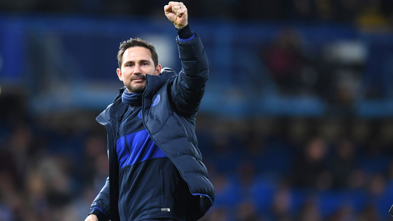 Frank Lampard - Bildquelle: 2020 Getty Images