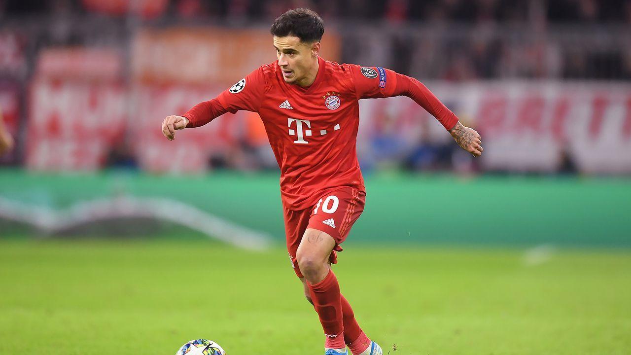 Philippe Coutinho - Bildquelle: Getty Images
