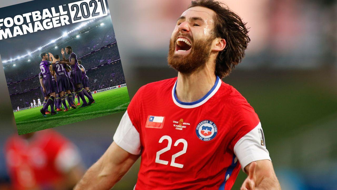 Dank Football Manager zur Copa America - Bildquelle: 2021 Getty Images