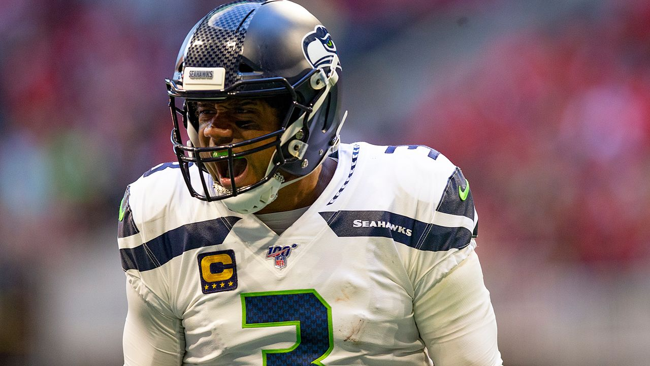 8. Spieltag - Russell Wilson (Seattle Seahawks) - Bildquelle: Getty Images