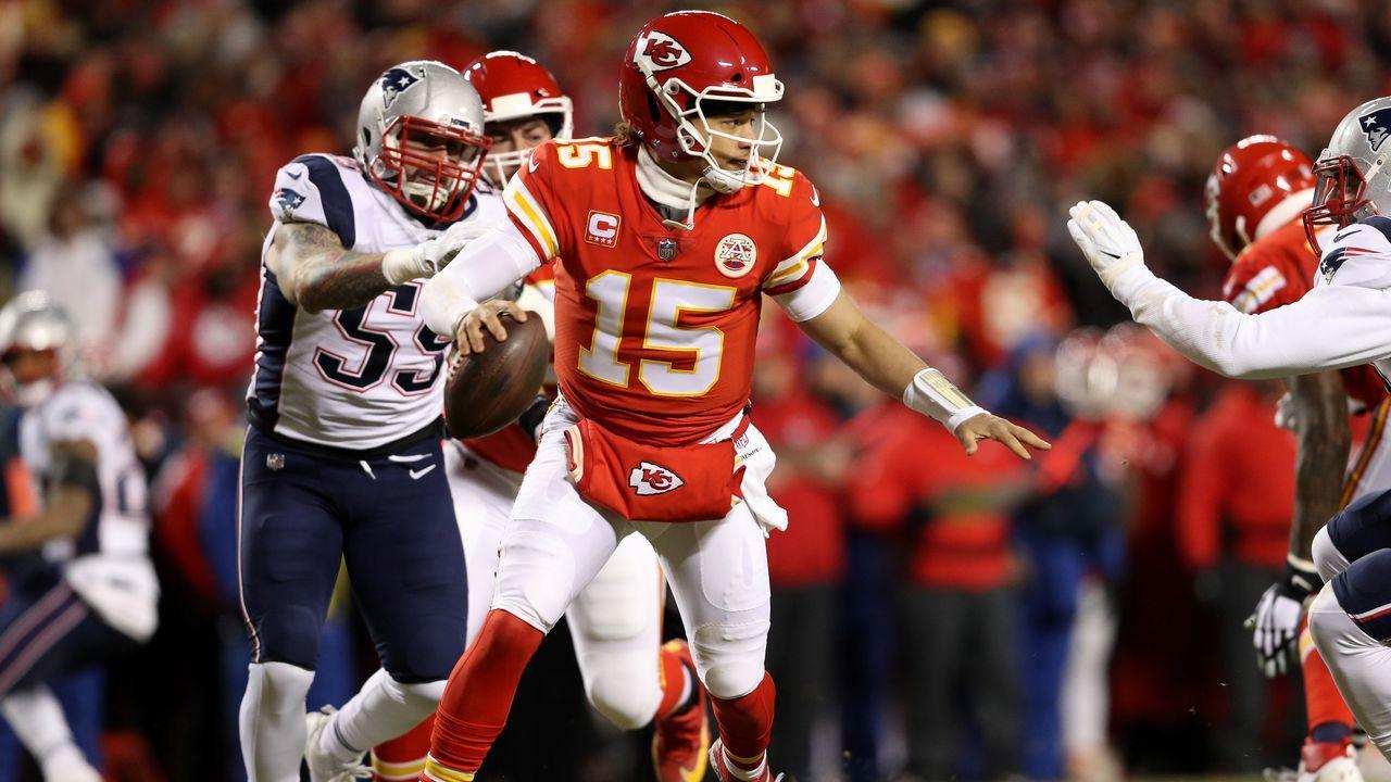 4. Spieltag: New England Patriots @ Kansas City Chiefs - Bildquelle: 2019 Getty Images
