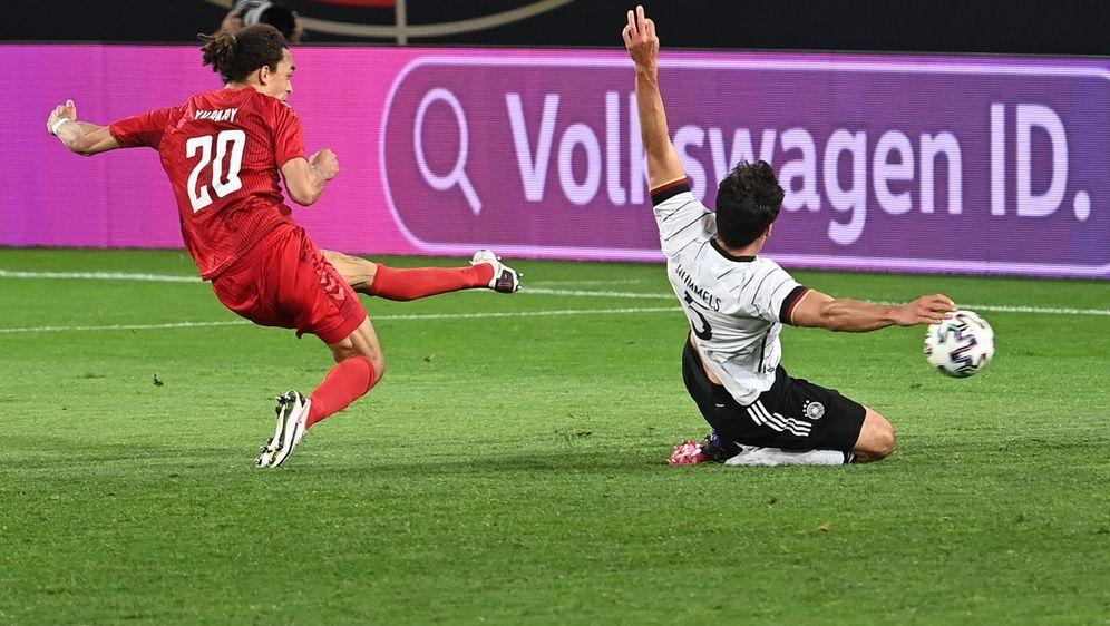 Deutschland nur 1:1 gegen Dänemark - Bildquelle: getty