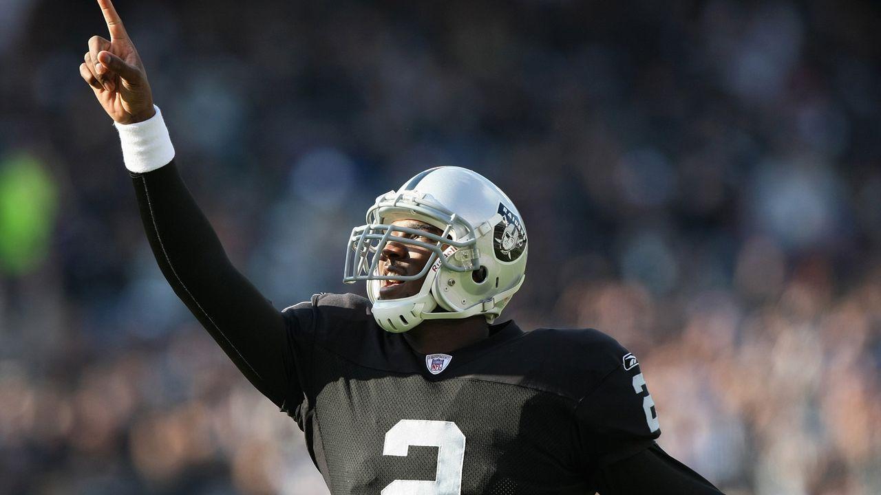 JaMarcus Russell (Oakland Raiders, 2007) - Bildquelle: 2007 Getty Images