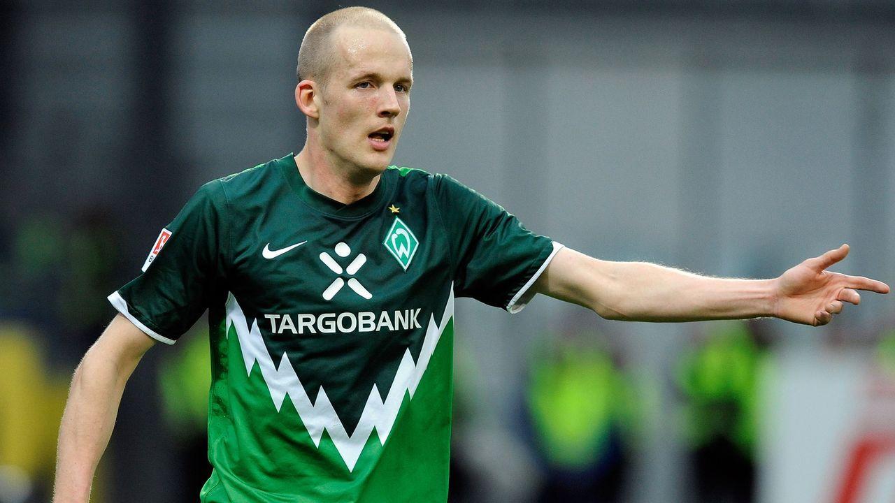 Petri Pasanen (Werder Bremen) - Bildquelle: Getty