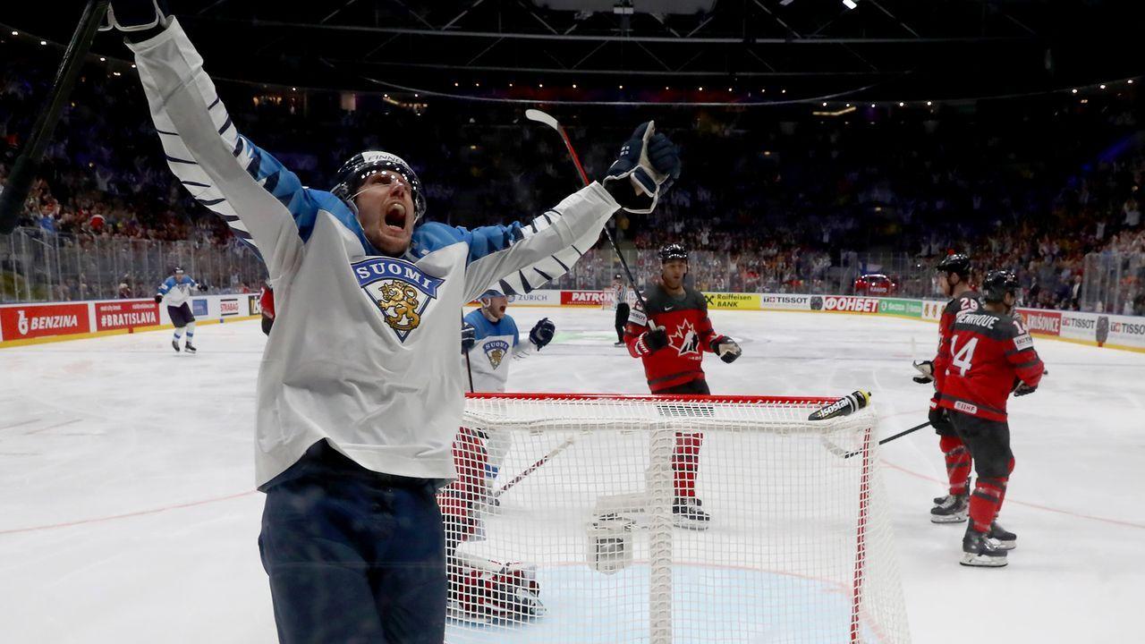 Finnland: Weltmeister unter anderen Voraussetzungen - Bildquelle: 2019 Getty Images