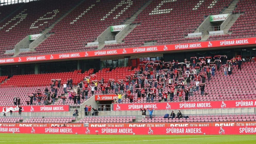 Im November gibt es keine Fans bei Sportveranstaltungen - Bildquelle: FIROFIROSID