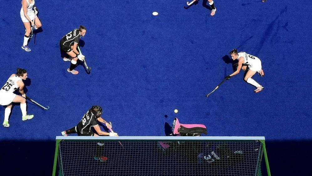 Hockey-Herren verlieren in London - Bildquelle: AFPSIDMANAN VATSYAYANA