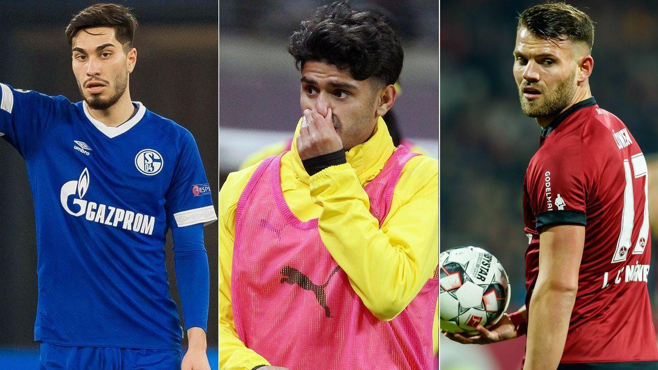 Dahoud und Co. - diese deutschen U21-Talente könnten auch noch für andere Nationen spielen - Bildquelle: Getty Images/Imago