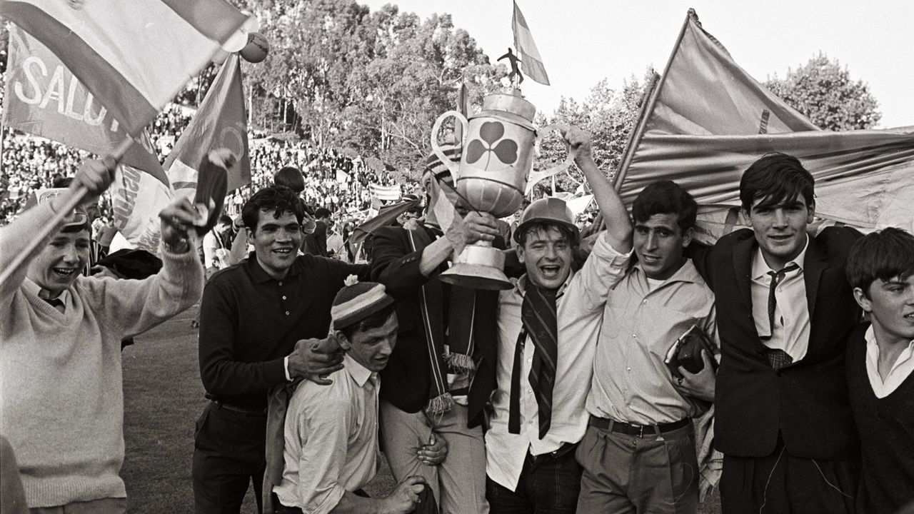 Celtic Glasgow (1967) - Bildquelle: imago sportfotodienst