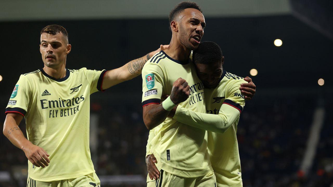 Platz 8 - FC Arsenal (England) - Bildquelle: 2021 Getty Images