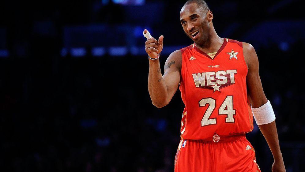 Die NBA ändert das Format des All-Star-Games zu Ehren von Kobe Bryant. - Bildquelle: getty