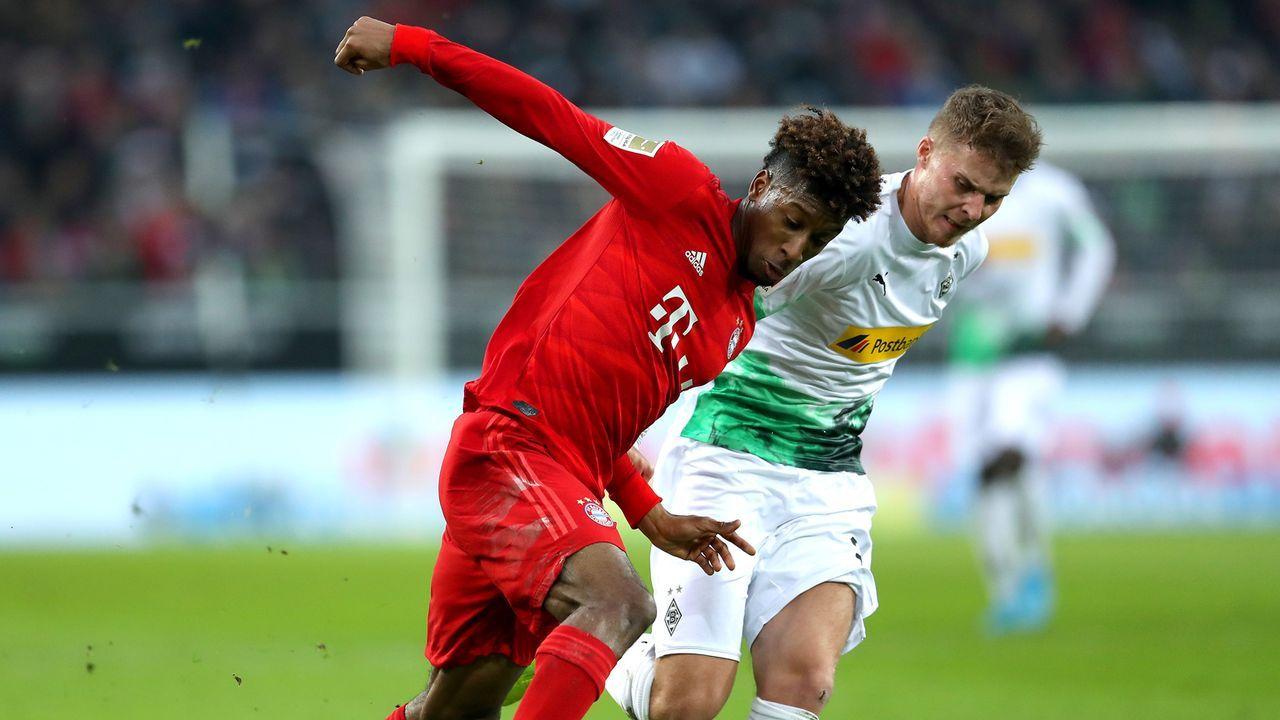 Kingsley Coman (FC Bayern München) - Bildquelle: Getty Images